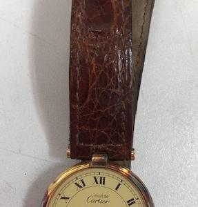 カルティエ ヴェルメイユ ブランド時計をお買取させて頂きました!