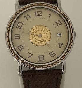 エルメス メンズ時計 ブランドをお買取りさせて頂きました!