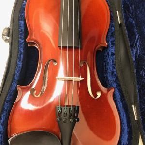 バイオリン 楽器をお買取させていただきました!