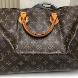 ルイヴィトン スピーディー ハンドバッグ ブランドをお買取りさせて頂きました!