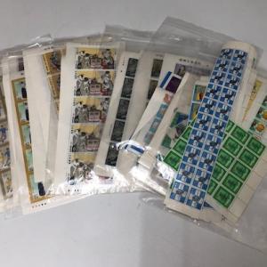記念切手 切手をお買取させていただきました!