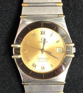 オメガ レディース時計 ブランドをお買取りさせて頂きました!