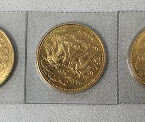 御在位60年記念金貨 金銀貨古銭メダルをお買取させていただきました!
