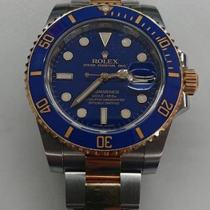ロレックス サブマリーナ ブランド時計をお買取させていただきました!