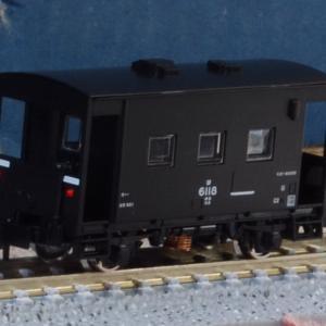 TOMIX ヨ6000(2711) 製品評価・所感
