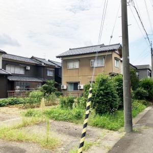 【売り土地】福井市渡町 東安居小学校区 53.58坪!