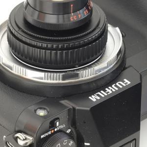 LOMO OKC1-56-1 56mm F3 and OKC4-75-1 75mm F2.8 (70mm film lenses)