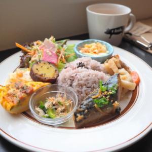 気まぐれオインクプレート:cafe oink(青森市)