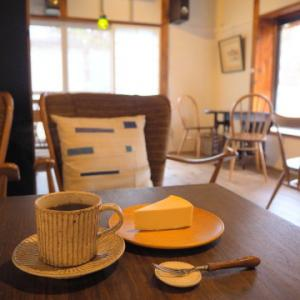 でんえんのちーずけーき:cafe Rural(西目屋村)