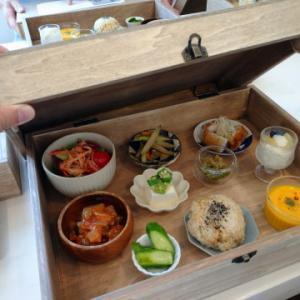 わんなちゅ糀ごはん:糀と野菜のカフェone.natural(弘前市)