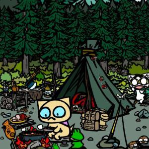たまさぶろーのキャンプ