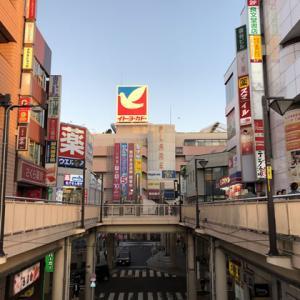 JR松戸駅から松戸市役所へ