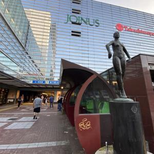 横浜市西区の戸部駅と横浜駅の周辺を歩く