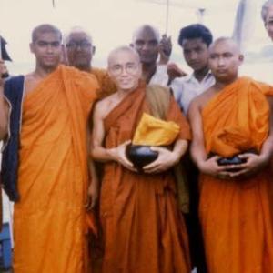 追悼 ボーディパーラ比丘 Bhikkhu Bodhipala