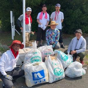 第4回灘浜緑地公園清掃活動
