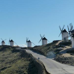 スペイン旅行3日目 バレンシア、ラ・マンチャ地方、グラナダ
