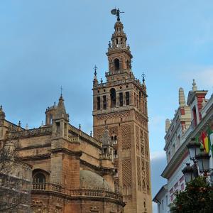スペイン旅行5日目午前 セビリアのカテドラル(大聖堂)、アルカサル