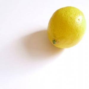 レモン水ダイエットのやり方(レモン水レシピ)