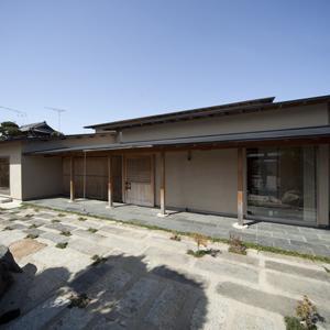 60坪 1階建 美しい屋根が連なる家 坂東市Y邸