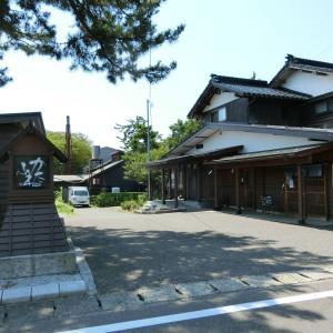 「かたふね」竹田酒造店に寄り道