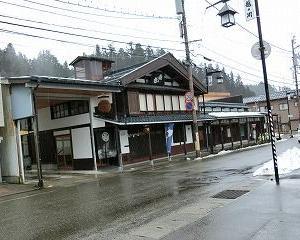 「越の鶴」蔵元、越銘醸さんに行ってきました。
