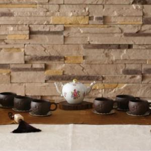 オリエンタル中国茶席のテーブルセッティング 〜西洋と東洋の融合