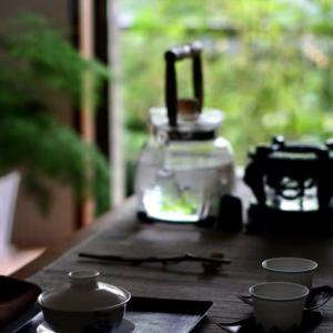 お茶を共にする時間