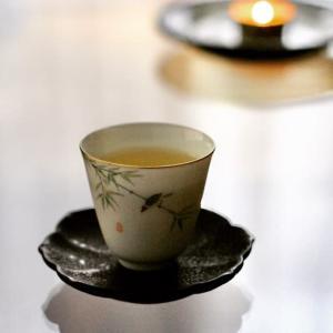 北港毛尖の冷茶