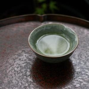 雨の日のお茶