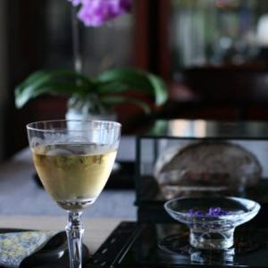 お水と冷茶