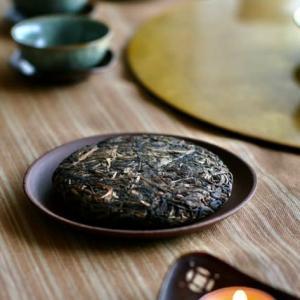 中秋節の餅茶