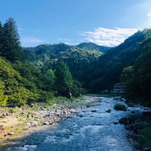夏の香嵐渓