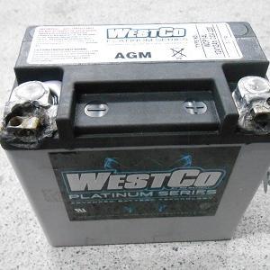 バッテリー取り付けのトラブル