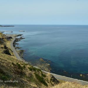 GWのスコトン岬とゴロタ岬
