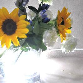 復興の花束