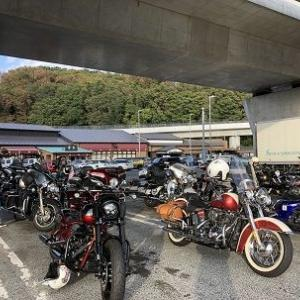 秋晴れの富士山五合目ツーリング~湘南セントラルツーリング