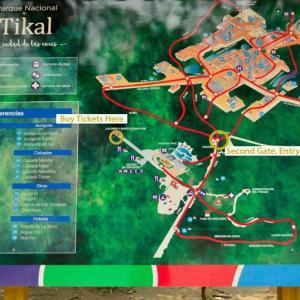 世界遺産ティカルは自然と文化遺産の宝庫