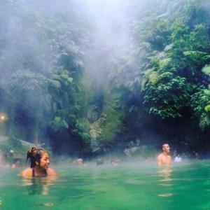 Guatemala西の秘境!フエンテス・ヘオロヒナスと世界一のアティコラン湖