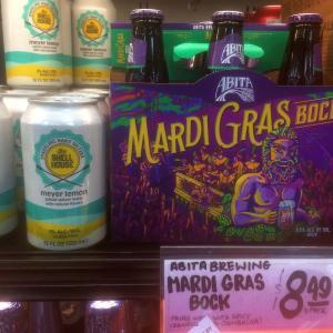 マルディグラ・デーとルイジアナのビール