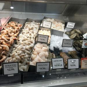 ルイジアナのスーパーでも購入出来る魚