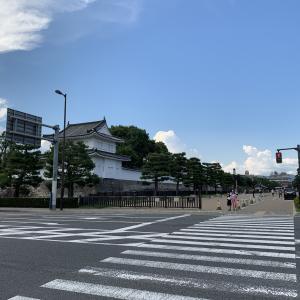 【京都ひとり旅Day2③】世界遺産・二条城