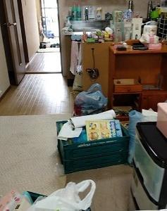 心を込めて、感謝を込めて 義理母宅の掃除