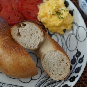 自家製酵母の朝ごパン