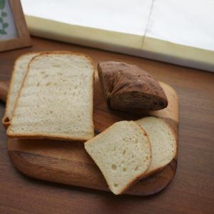食パンいろいろと