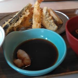 天ぷら定食☆
