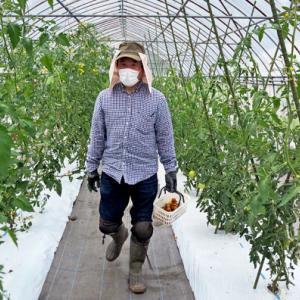 蓼科の野菜を仕入れてきました~♪