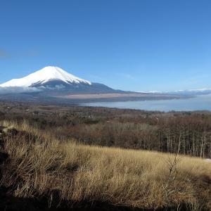 2020年3月の富士山!