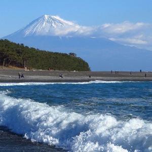 平成31年1月~3月の富士山まとめ(未使用画像)