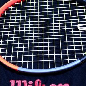 今日もテニス!