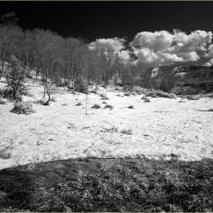 No1557-1559         「(四月を回顧) IRで捉えた残雪高原」